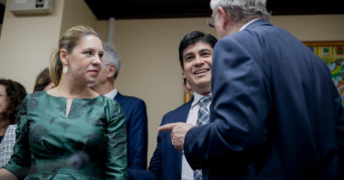 Carlos Alvarado promete culminar ingreso de Costa Rica a OCDE
