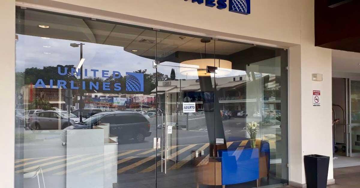 United Airlines tendrá oficina de ventas en Momentum Pinares