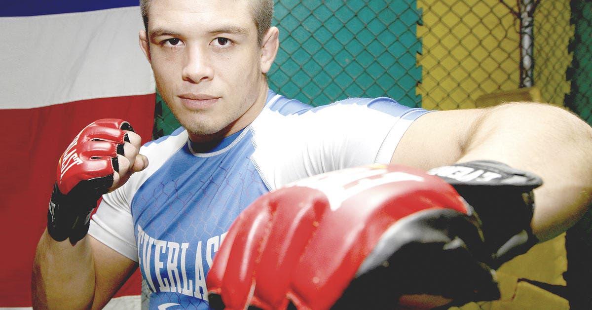 Reality de UFC se estrenó con sangre costarricense