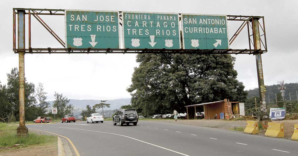 Administración Solís deja ampliación de carretera a Cartago en el limbo