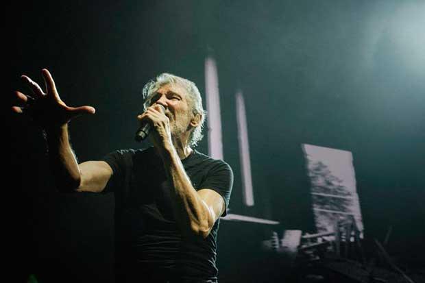 Roger Waters agregó una nueva función en el Estadio Único