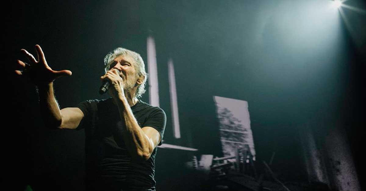Confirmado concierto de Roger Waters en Costa Rica