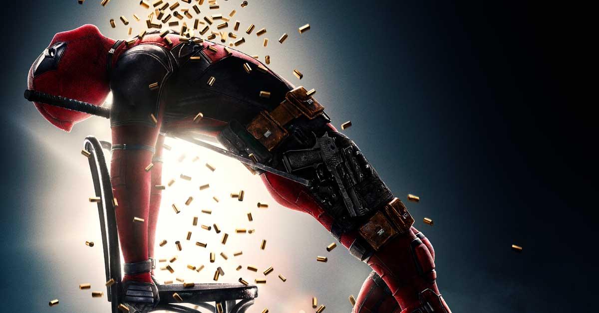 """Vea el reciente tráiler de""""Deadpool 2"""""""