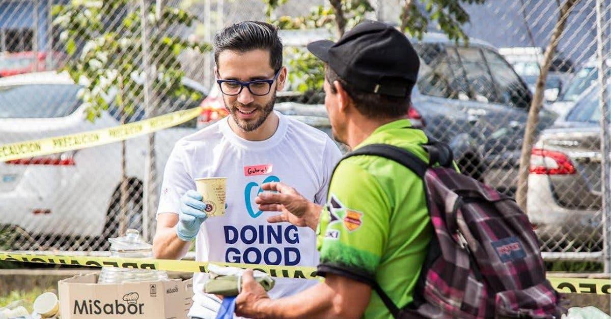 Samsung celebró su 80 aniversario con personas sin hogar en San José