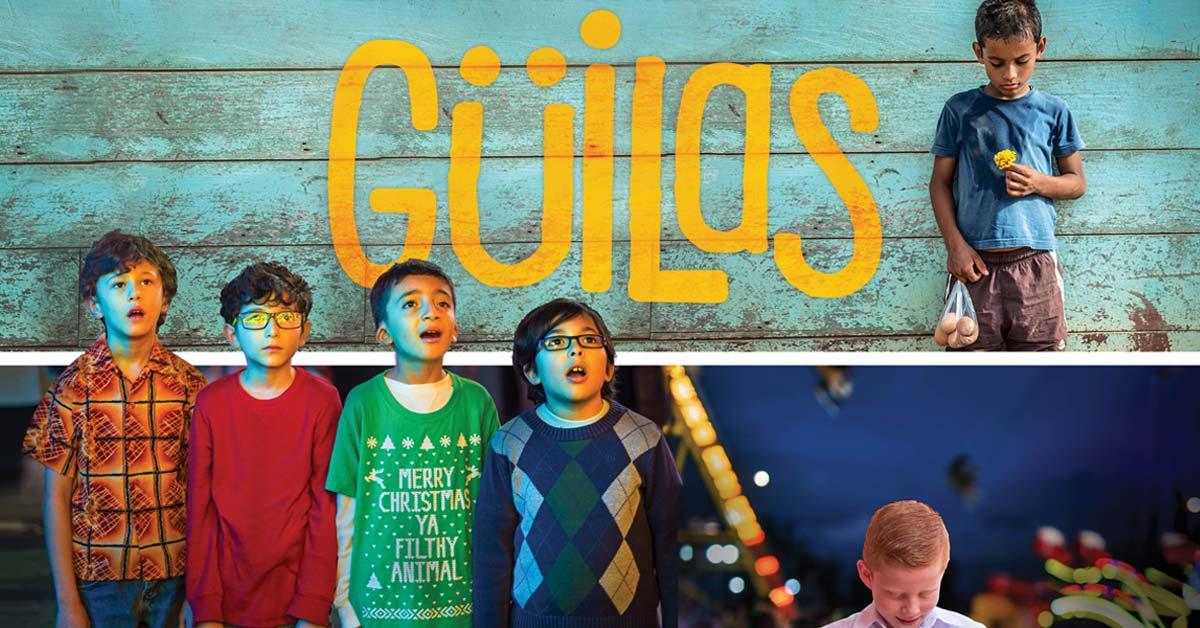 """""""Güilas"""", la cinta nacional que promete trasladarlo a la infancia"""