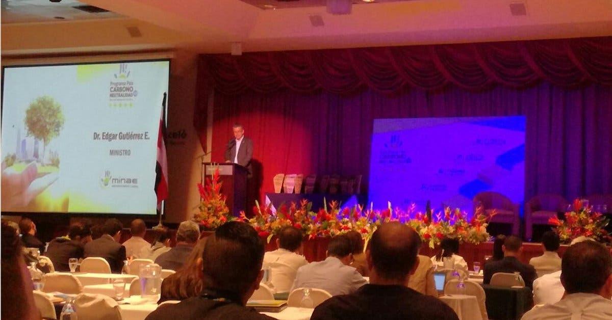 Costa Rica lanza nuevo programa para alcanzar carbono neutralidad
