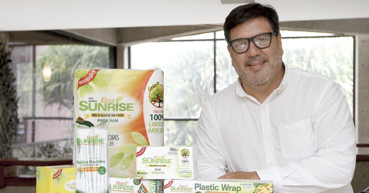 Inspirada en el ambiente pyme lanzó vajillas ecoamigables