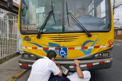 CTP continúa con las inspecciones de autobuses por quejas de usuarios