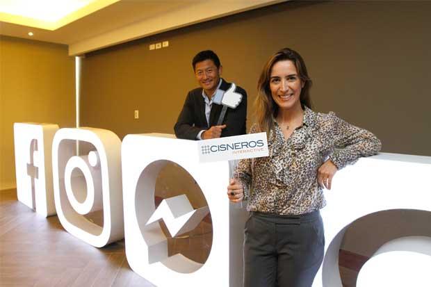 Cisneros venderá servicios de Facebook en Costa Rica