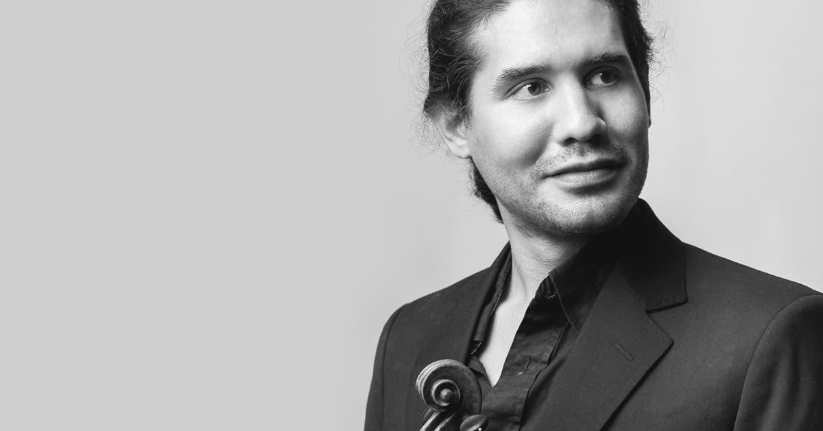 Virtuoso violinista alemán ofrecerá concierto gratuito el sábado