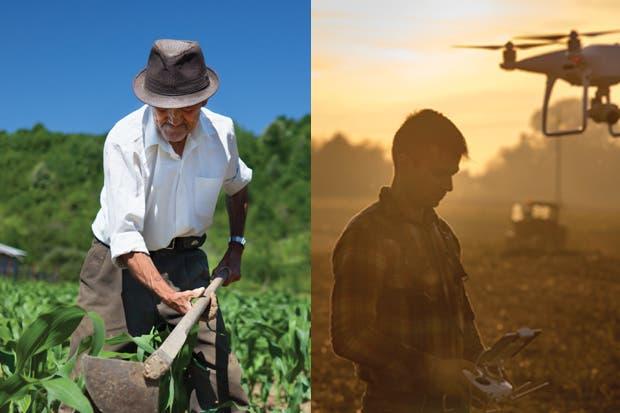El clima: revolución agrícola