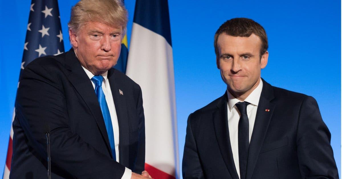 Macron tocó fibras sensibles en su discurso frente al Congreso de EE.UU