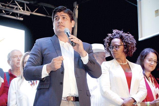 Gobierno multipartidista de Carlos Alvarado se nutre del PUSC, Frente Amplio y sociedad civil