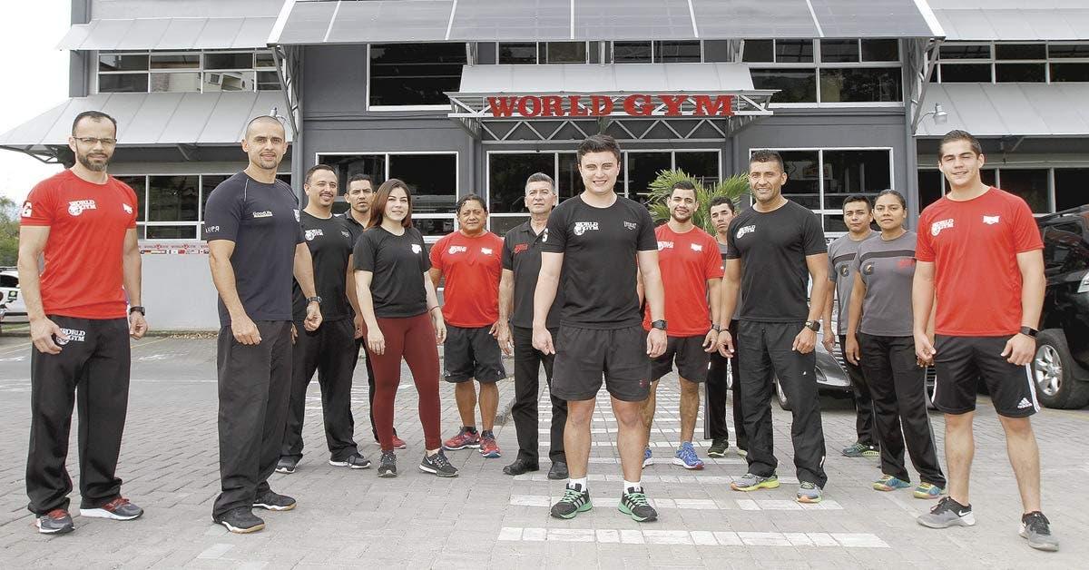 World Gym cumple 15 años esculpiendo el físico en Costa Rica
