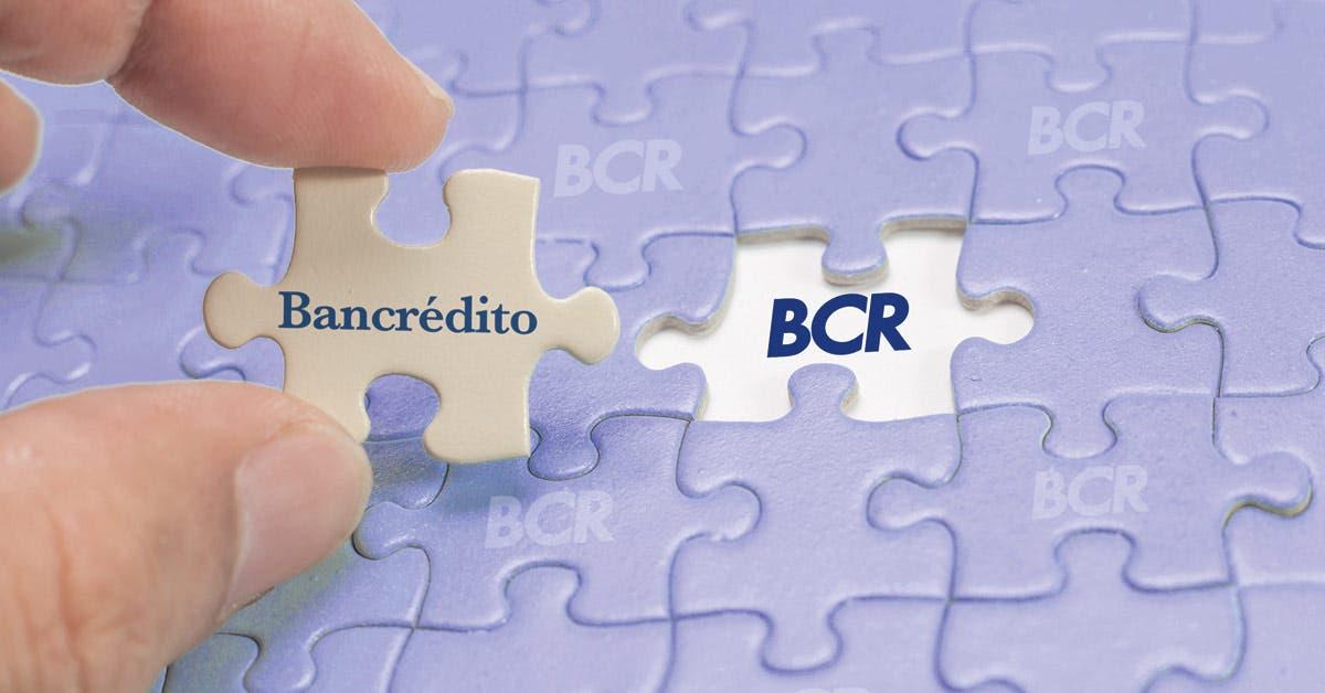 BCR absorbería Bancrédito: ¿Daño o beneficio?