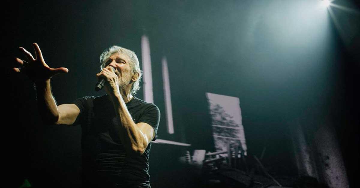 Hoy salen a la venta las entradas para Roger Waters