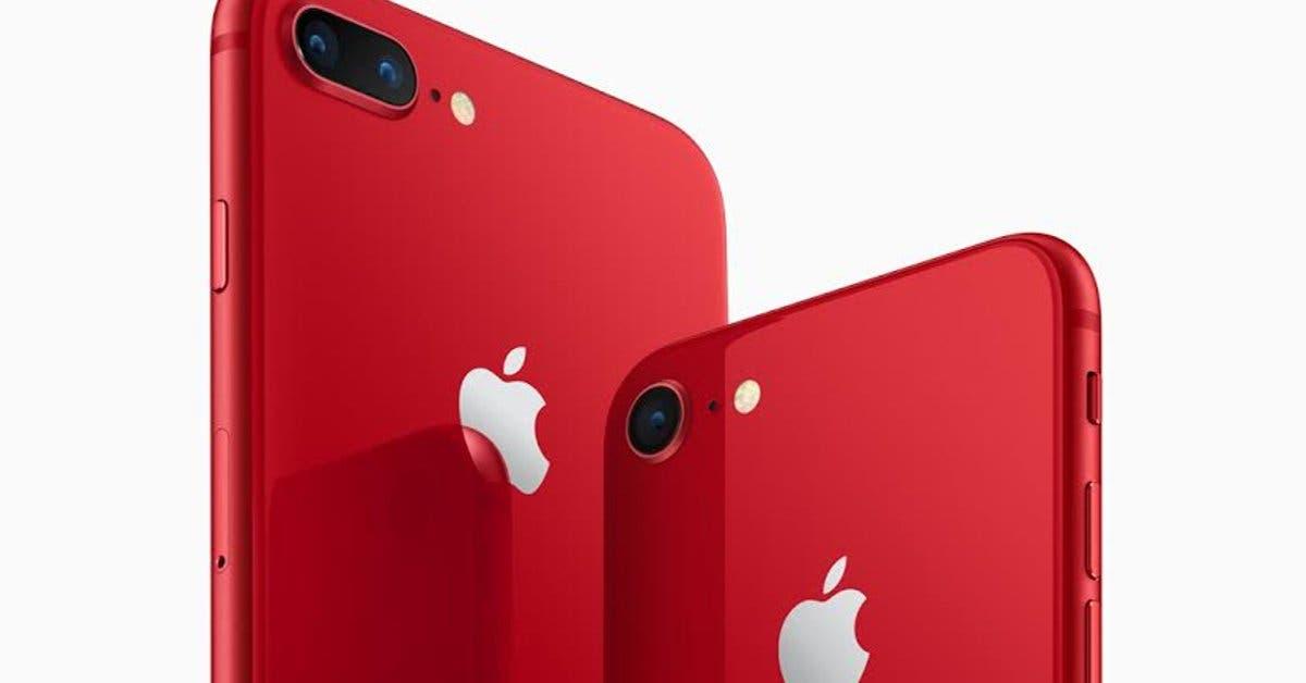 iPhone 8 rojo ya está a la venta en las tiendas Gollo