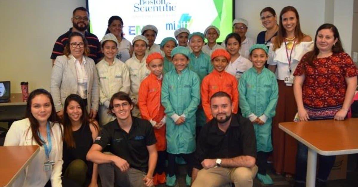 Niñas de Escuela La Aurora en Heredia se convirtieron en científicas