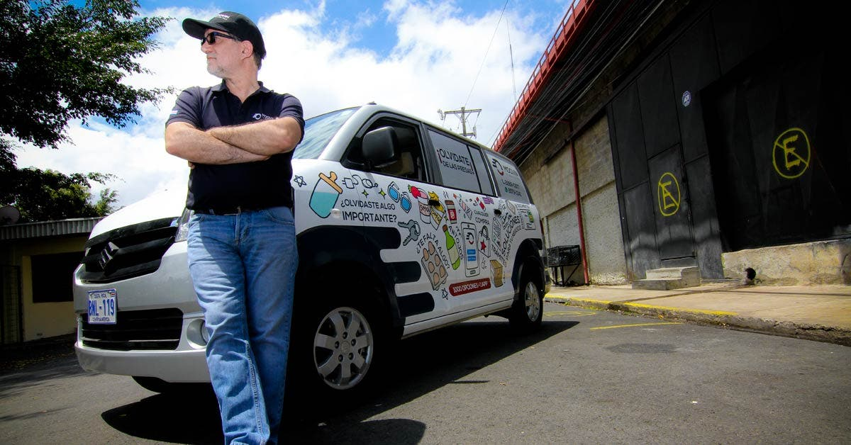 Empresa de entregas se mete al terreno de UberEats y GoPato