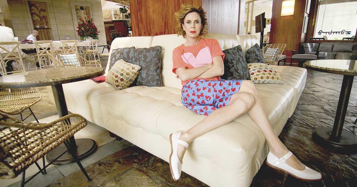 """Ágatha Ruiz de la Prada """"Costa Rica es un país maravilloso"""""""