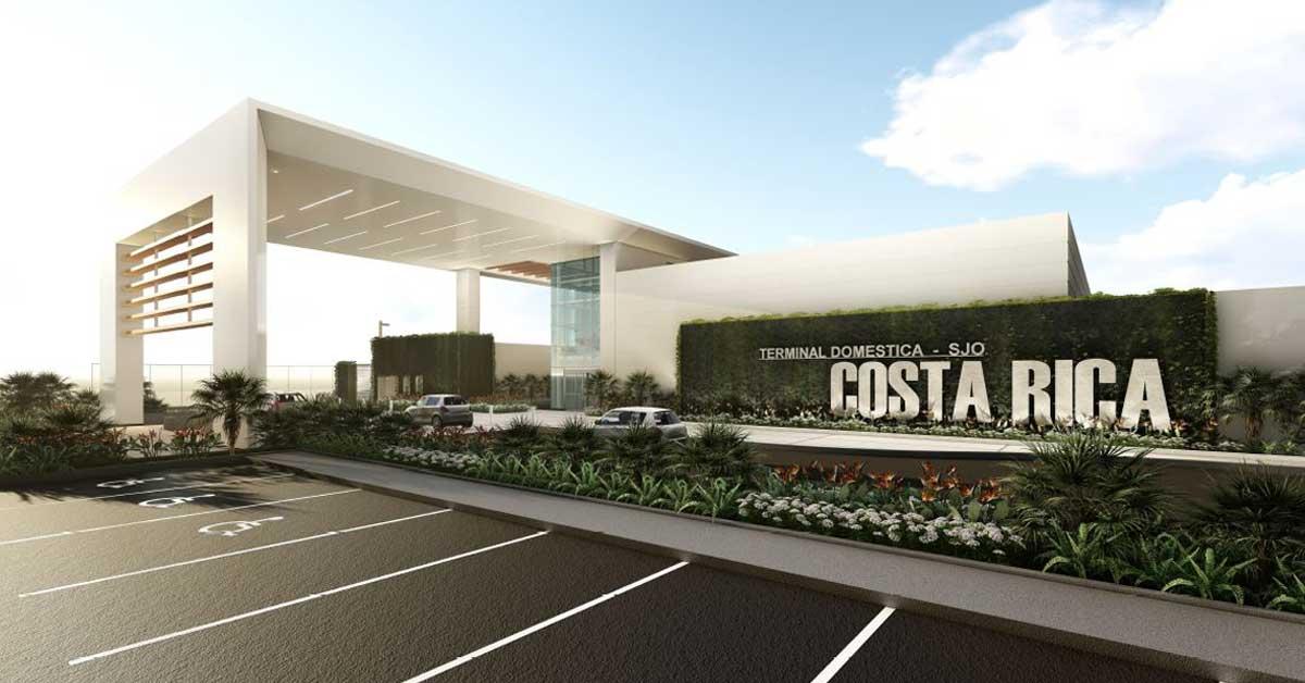 Gobierno inaugura terminal doméstica que entrará en funcionamiento próximo lunes
