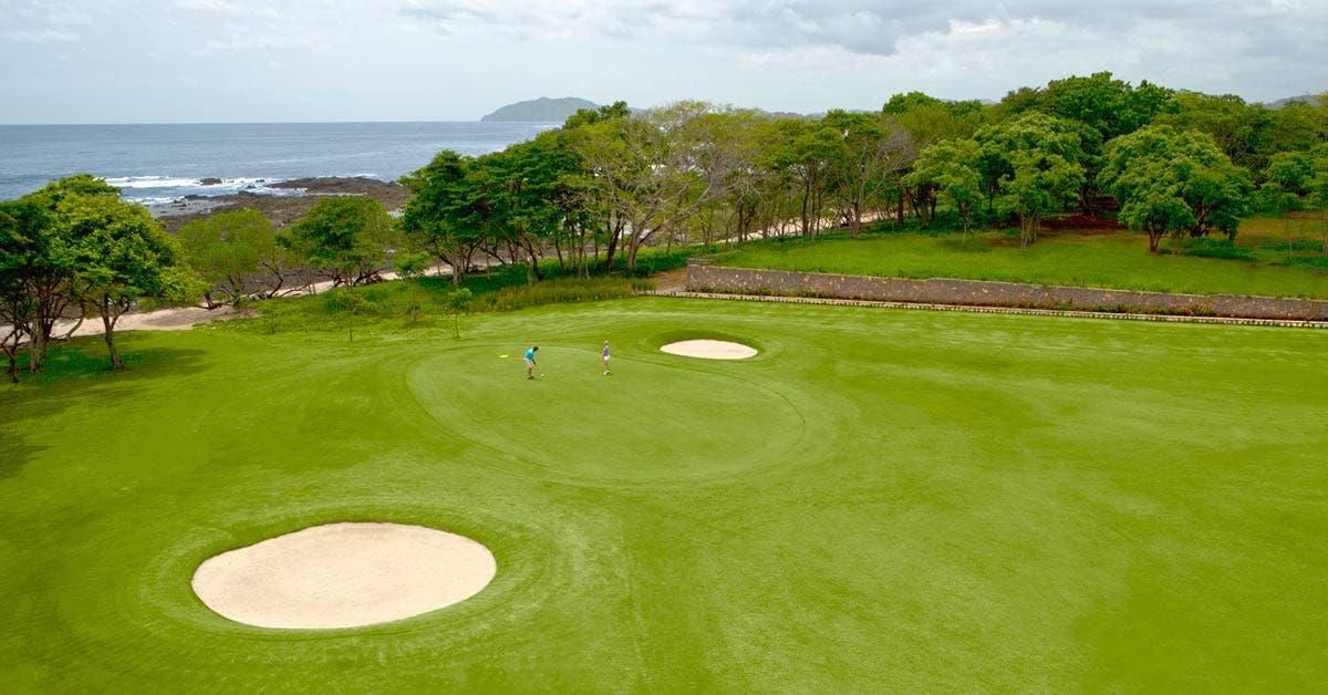Revista internacional eligió los mejores campos de golf de Costa Rica