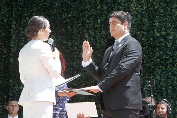 Conozca las personas que acompañarán a Carlos Alvarado en su Gabinete