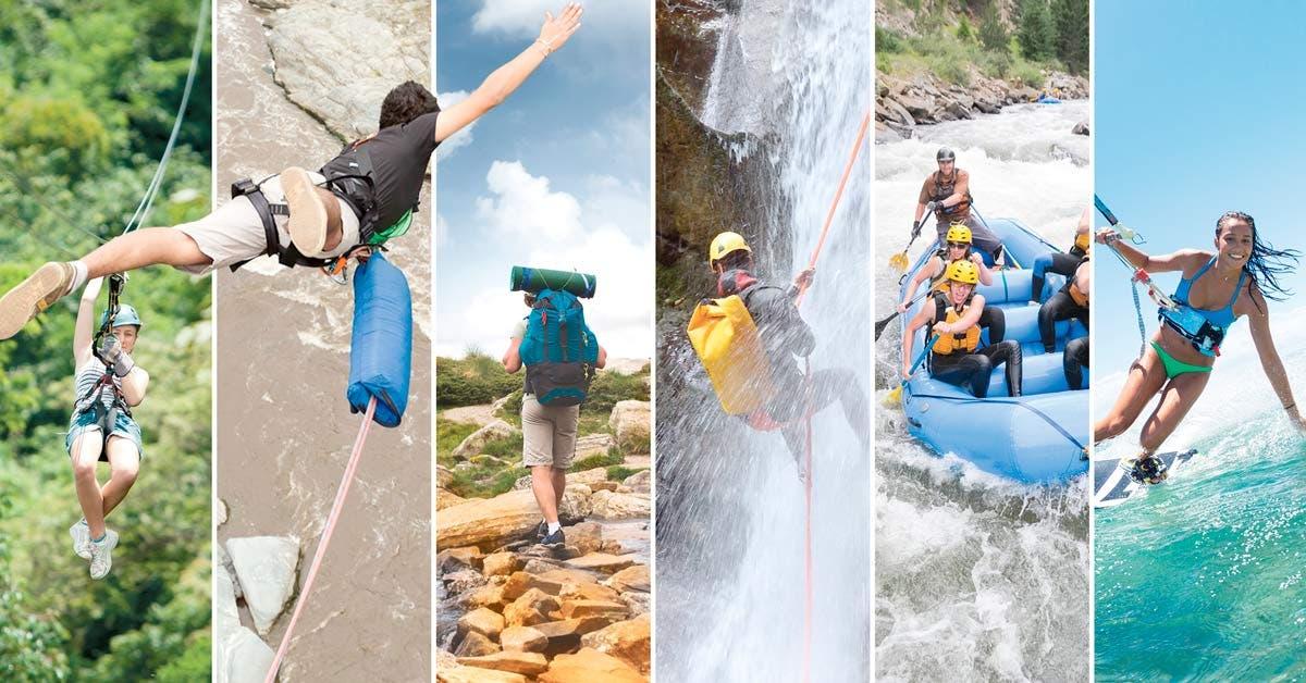 Más de la mitad de turistas realizó deporte de aventura en Costa Rica