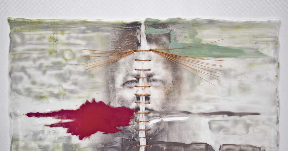 Victoria sobre la muerte inspira a artista en sus obras