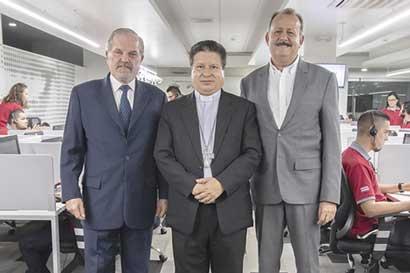 Telecable inauguró oficinas corporativas en Sabana Este