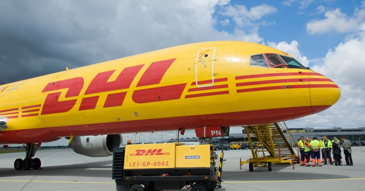 DHL agrega un segundo vuelo alrededor del mundo en respuesta a la gran demanda