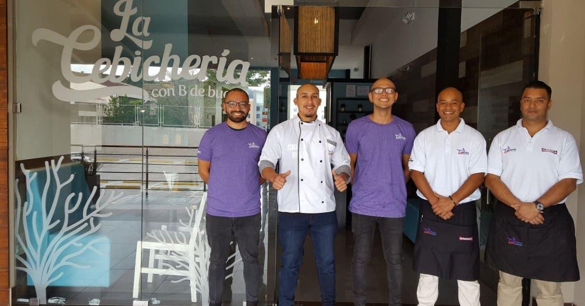 La Cebichería abre su  primer restaurante franquiciado