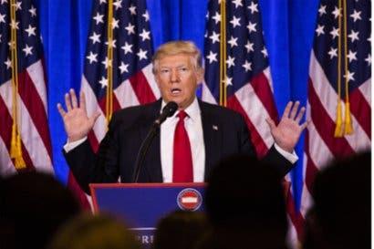 Trump mantiene su popularidad a pesar de escándalos