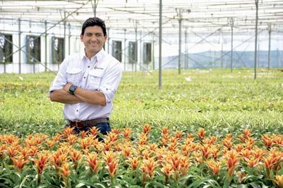 """Pedro Beirute, Gerente General Procomer: """"Innovación y apoyo estatal, prioridades para hacer crecer el agro"""""""