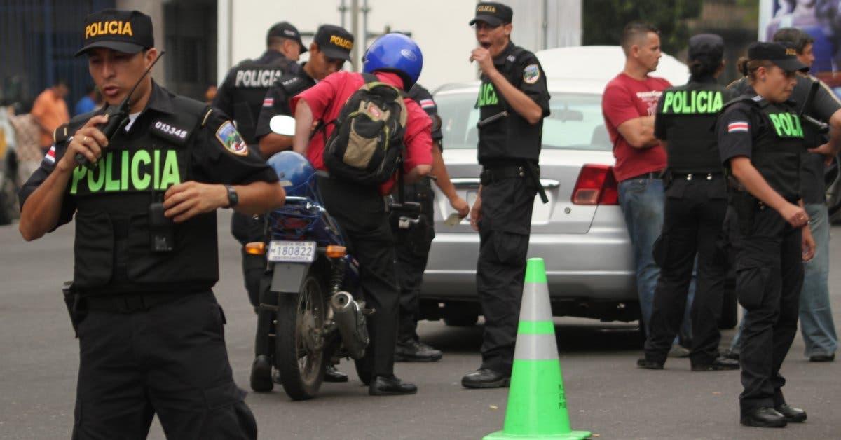 Policía hará partes de tránsito