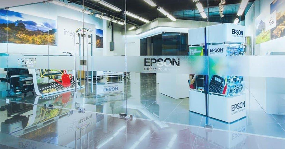 Epson lanza programa para recolección de impresoras en desuso