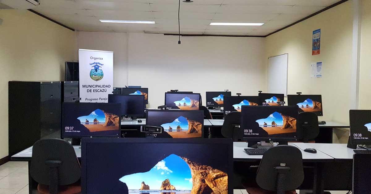 Municipalidad de Escazú ofrecerá cursos gratuitos de Cisco y Java