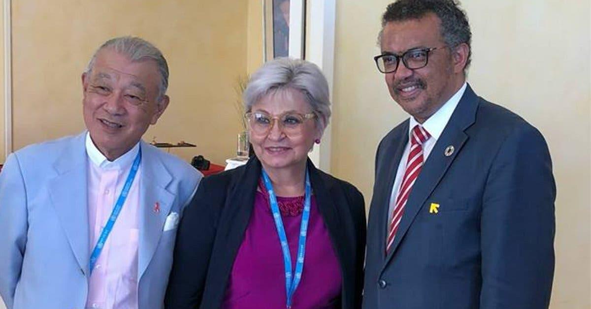 Fundación Pro Unidad de Cuidado Paliativo de Costa Rica recibió premio de la OMS