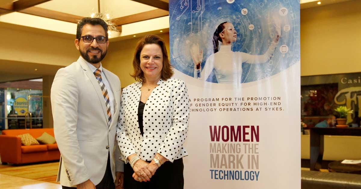 Sykes celebra evento para incluir más mujeres en sus puestos tecnológicos