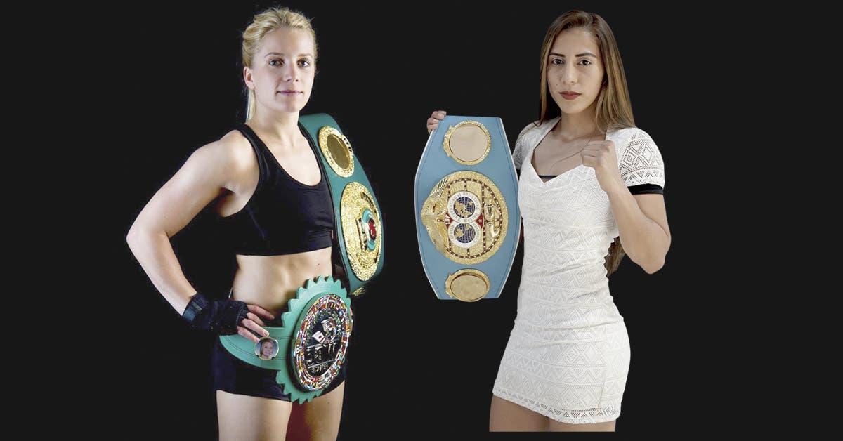 Boxeadora tica disputará el título mundial de las 105 libras en Alemania