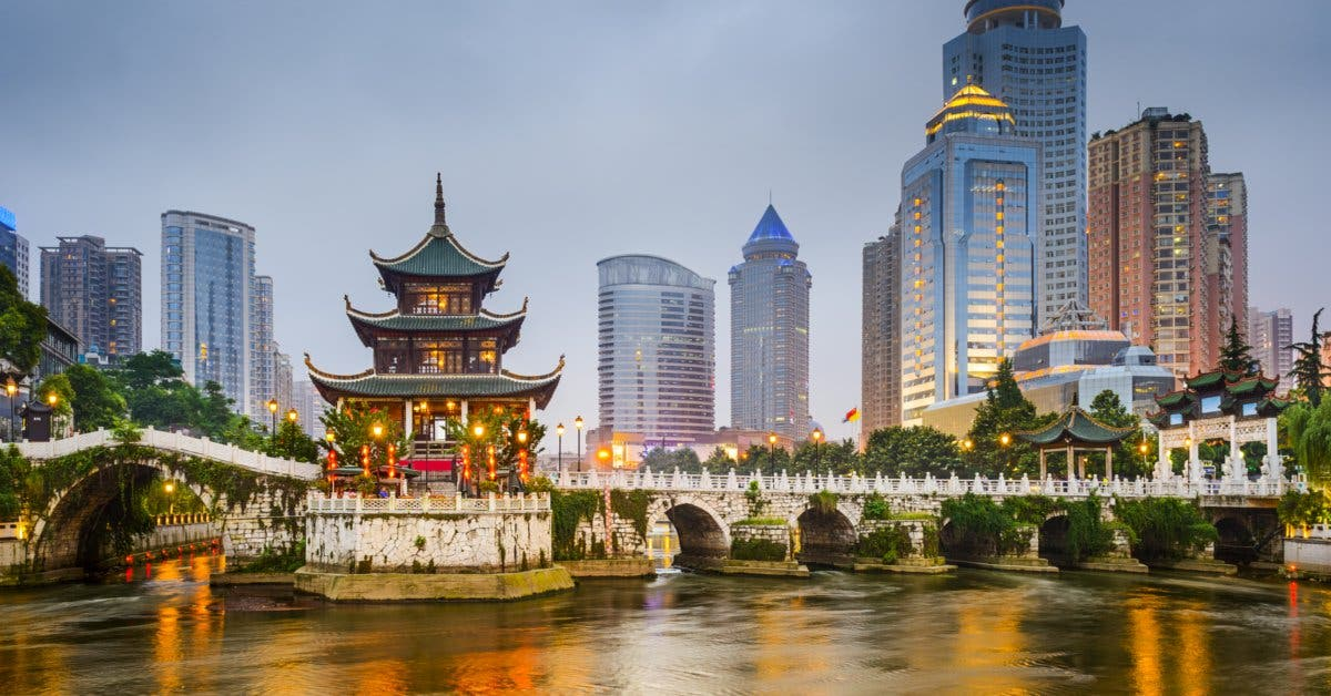 China impulsa área económica inteligente con foco en la sostenibilidad y la ecología