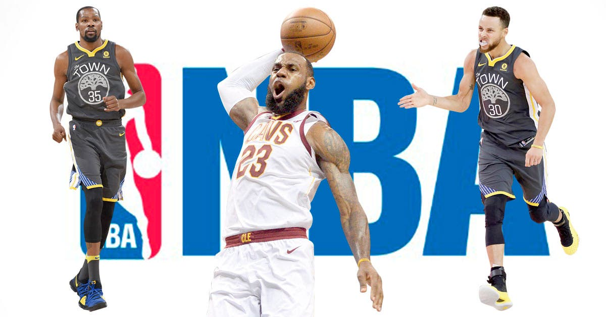 Fatiga de LeBron James sentenciaría final de NBA entre Cavs y Warriors