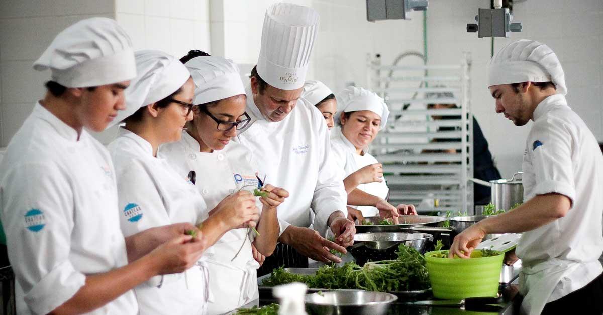 ¿Qué tan complejo es cocinar?