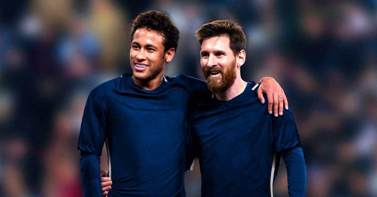 Mastercard donará 10 mil comidas por cada gol de Messi y Neymar durante próximos dos años