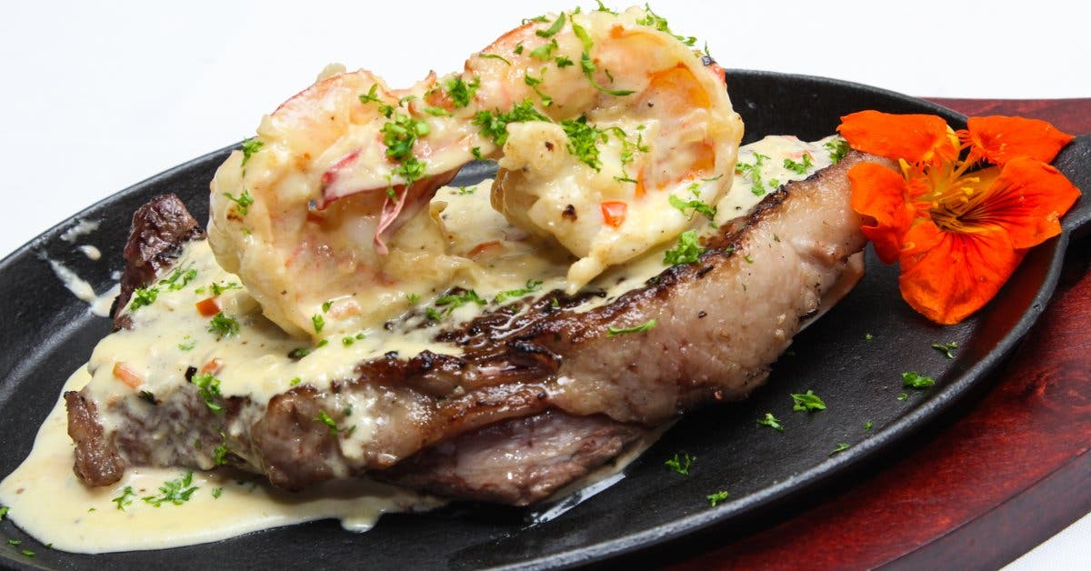 Restaurante Fogo Rodizio: Surf And Turf