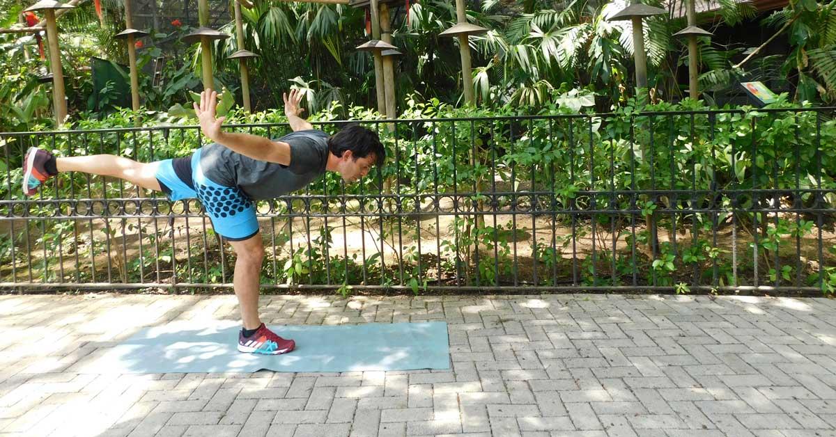 Parque Simón Bolívar lo invita a hacer ejercicio en medio de la naturaleza
