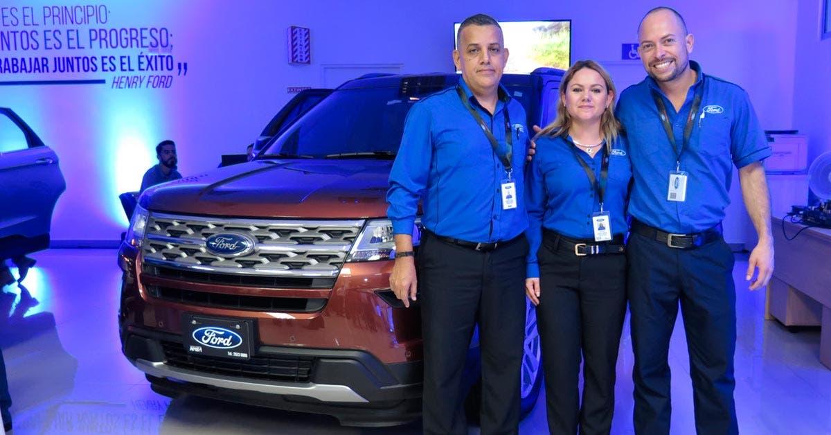 Ford inauguró sucursal en San Carlos como parte de millonario plan de expansión