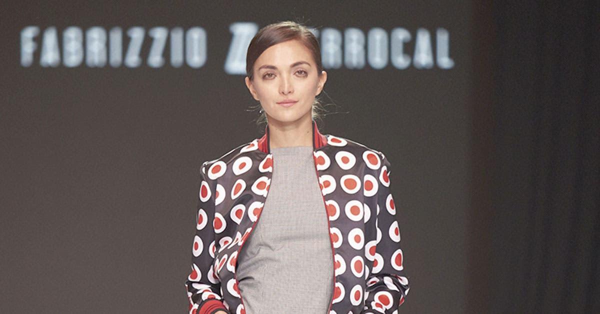 Diseños de Fabrizzio Berrocal premiados en el Fashion Week