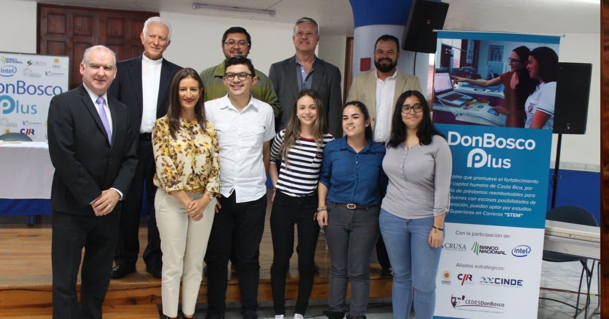 Crean fondo para facilitar el acceso de jóvenes a carreras científicas y tecnológicas