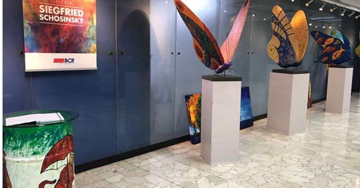BCR tendrá exposiciones de arte por el Mes del Ambiente